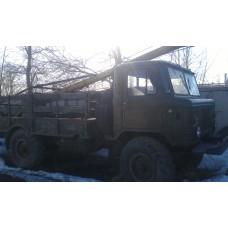Бурильно-крановая машина бкм-302Б на шасси газ-66