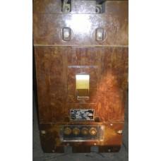 Автоматический выключатель А3794СУ3 630А