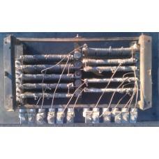 Блок резисторов БК12У2 ИРАК 434331.003 41