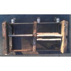 Блок резисторов БК12У2 ИРАК 434331.003 28
